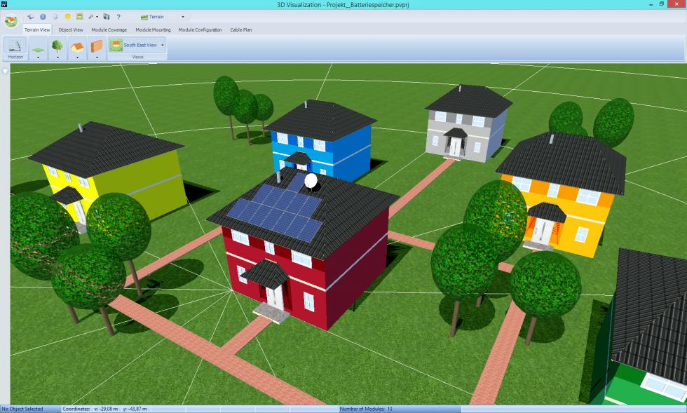 PV Sol Premium Design Software